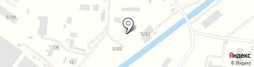 КрайСтрой на карте Березовки