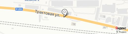 Мир электрика на карте Березовки