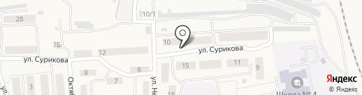 Почтовое отделение №1 на карте Березовки