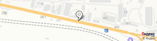Мир живых напитков Зеленогорский на карте Березовки