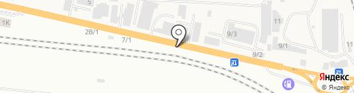 Магазин автозапчастей для КАМАЗ, МАЗ, ГАЗ на карте Березовки