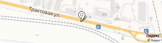 Магазин автозапчастей для ГАЗ, УАЗ на карте Березовки