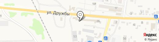 Горячая выпечка на карте Березовки