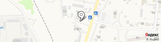 СибТеплоБлок на карте Березовки