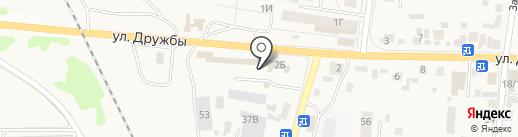 Сервисный центр на карте Березовки