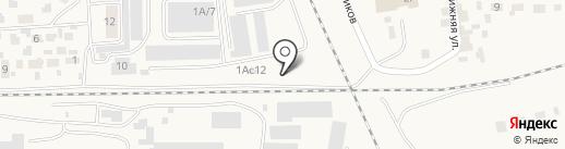 Металлтрейд на карте Березовки