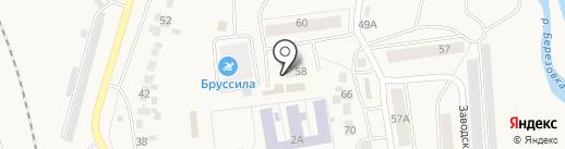 Компьютер-Сервис на карте Березовки