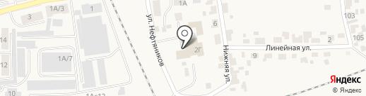 Пункт технического осмотра автомототранспорта на карте Березовки