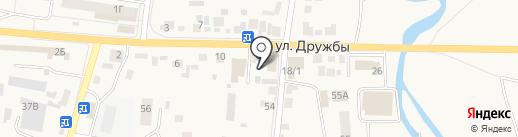 Сундучок на карте Березовки