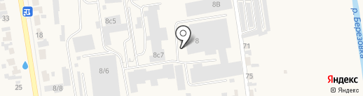 Техком на карте Березовки