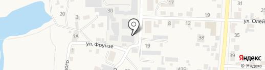 Qiwi на карте Березовки