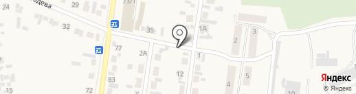 Citypay на карте Березовки