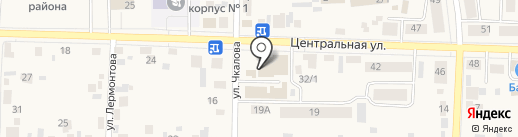 Oriflame на карте Березовки