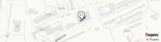 Автоматика+ на карте Березовки