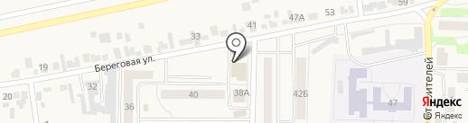 Бриз на карте Березовки