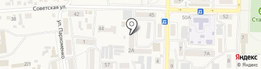 МастерМобиская на карте Березовки
