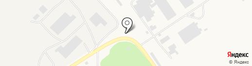 Крестьянский двор на карте Березовки