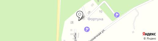 В гостях у фортуны на карте Красноярского края