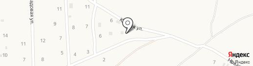 Славянка, ДНТ на карте Лопатино