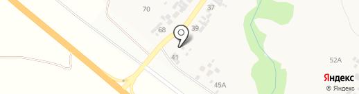 АвтоАнгел24 на карте Вознесенки