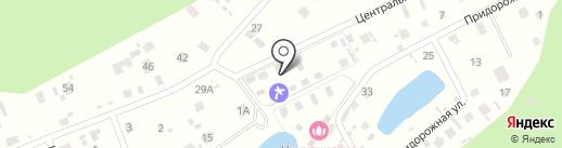 Комплекс здорового отдыха на карте Есаулово