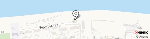 Народная на карте Есаулово