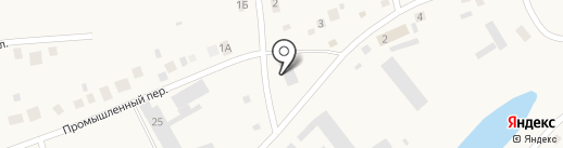 Магазин хозтоваров на карте Есаулово