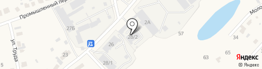 МирДерева на карте Есаулово