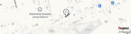 Почтовое отделение на карте Есаулово