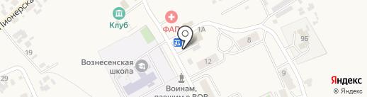 Мои документы на карте Вознесенки