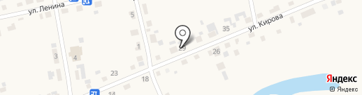 Домашний на карте Есаулово
