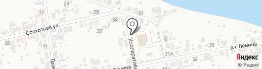 ТД Альянс на карте Есаулово