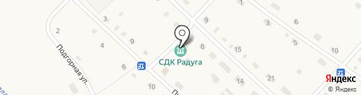 Маганская ЦБС, МБУК на карте Берёзовского