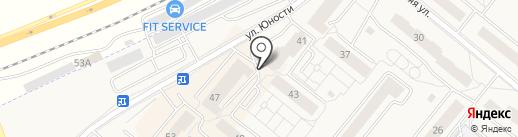 ПлатеЖКа на карте Сосновоборска