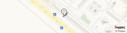 ВыBeeRай на карте Сосновоборска