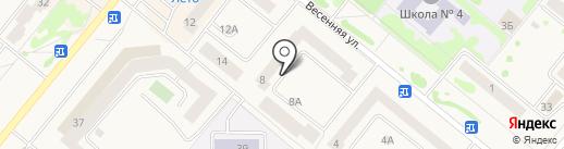 Стом-Лайн на карте Сосновоборска
