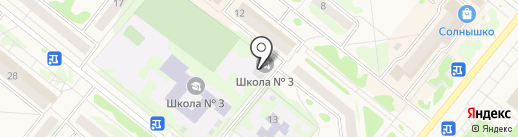 Клуб Шоуменов на карте Сосновоборска