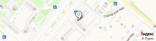 ВТБ МС на карте Сосновоборска