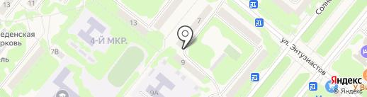 АльянсФарм на карте Сосновоборска