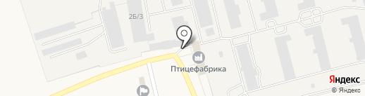 ПлатеЖКа на карте Бархатово