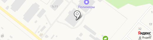 Производственная компания на карте Сосновоборска