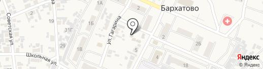 1000 мелочей на карте Бархатово