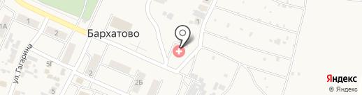 Губернские аптеки на карте Бархатово