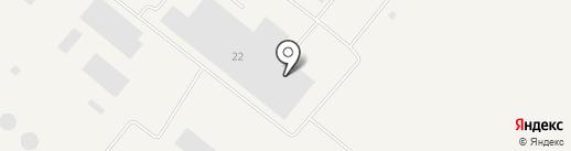 Банкомат, Газпромбанк на карте Сосновоборска