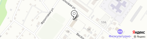 ЖЭК №7 на карте Железногорска