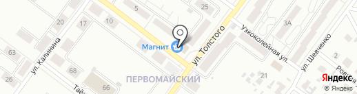 Хозяюшка на карте Железногорска