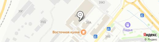 ЭКОДОМ на карте Железногорска