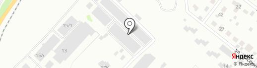 ЛОСК на карте Железногорска