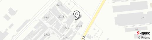 Маслёныч на карте Железногорска