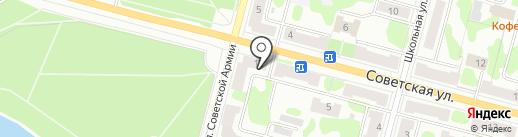 Не вопрос на карте Железногорска
